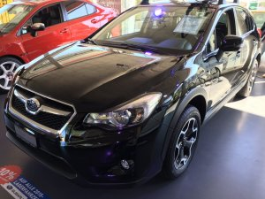 Subaru XV 2.0 AWD 6-Gang Man.